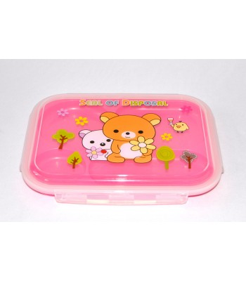 Kids Lunch Tray - Seal of Disposal - A must for every child