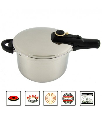 Desinni 9L Stainless Steel Pressure Cooker