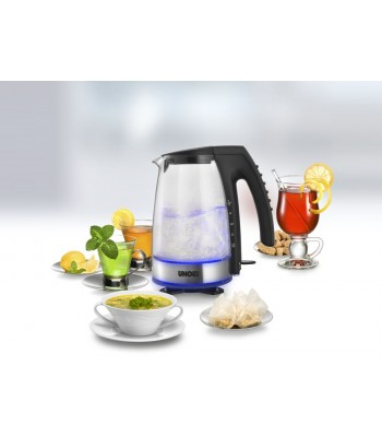 UnOLD Glass Electric Kettle 1.2 Litre Cordless